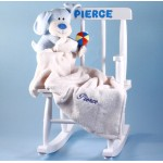 Baby's First Rocking Chair Personalized Baby Boy Gift