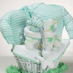 Catch-A-Star Baby Gift Basket