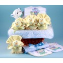 Easter Baby Gift Basket-Boy