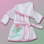 Flower Hooded Cover-Up Baby Gift