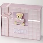 Forever Baby Book Keepsake Photo Album-Baby Girl Gift