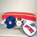 Hot Dog Layette Baby Gift