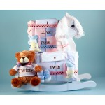 Rocking Horse Gift for Twins