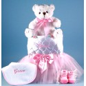Tote,Tutu,Teddy Personalized Baby Gift