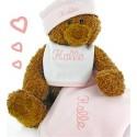 Gund Bear Cutie Collectible Set-Pink
