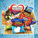 Birthday Care Package for Men and Women: A Snack Filled Celebration