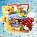 Kids Get Well Gift Basket a Food Free Gift for Boys and Girls