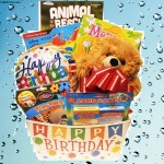 Deluxe Kids Birthday Gift Box for Boy and Girls 3 to 10