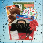 Kids Get Well Toolkit for Boys and Girls Ages 3 to 9