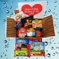 Hugs From Home Care Package: Thinking of You, Miss You, Get Well Gift with Snacks