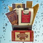 Sympathy Gift Box for Loss of Loved One with Coffee and Cookies