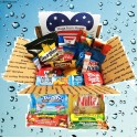 Military Care Package with Snacks: Send A Hug from Home to your Soldier