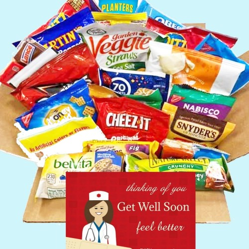 Get Well Soon Care Package