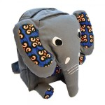 Elephant Backpack - Imani Workshop (B)