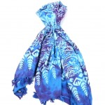 Handmade Sarong Blue - Designs will Vary - Global Groove (W)