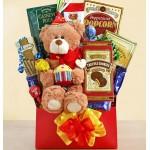 Beary Happy Birthday: Festive Gift Basket