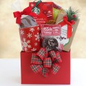 Happy Holidays: Coffee & Desserts Gift Box