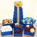 Sweet Satisfaction: Kosher Gift Tower