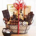 Chocolate Delights: Gift Basket