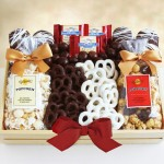 Crunch Time: Sweet Snacks Gift Crate