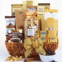 Decadent Dessert: Chocolate & Sweets Gift Basket