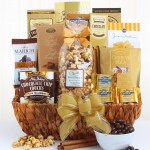 Decadent Dessert: Chocolate & Sweets Gift Basket
