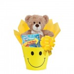 Bear Hugs Kids Gift Basket for Boys and Girls