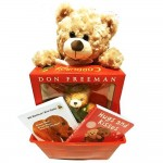 Baby Gift Basket A Beary Special Delivery