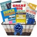 Bookworm Gift Basket Food Free Gift