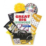 Boredom Buster Fun Get Well Gift Basket For Men and Women
