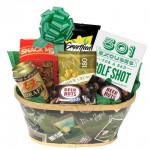 Golfers Gift Basket Celebrate Your Favorite Golfer