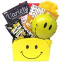 Cheerful Gift Basket for Men and Women