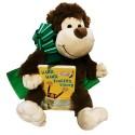 Cheeky Monkey Welcome Baby Gift Basket Unisex Design