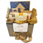 Tea and Sympathy Classic Gift Basket for Grieving