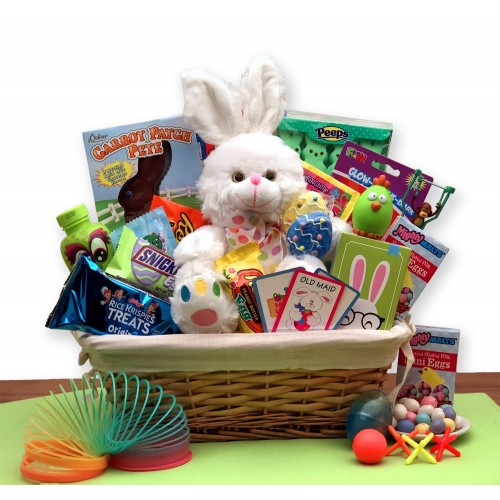 Bunny express easter gift basket negle Gallery