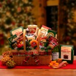 Holiday Greetings Gourmet Gift Hamper
