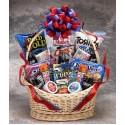 Coke Works Snack Gift Basket - Large