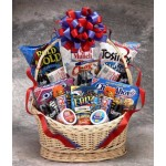 Coke Works Snack Gift Basket - Small