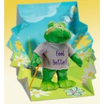 Feel Better Hoppy the Frog Sings I'm feeling good