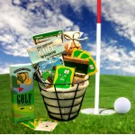 Golfer's Caddy - Medium