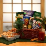 Heart Healthy Gourmet Gift Basket - Medium