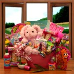 Hunny Bunnies Easter Activity & Treats Pail