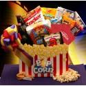 Movie Madness Snack Gift Basket - Medium