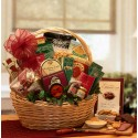 Snack Attack Snack Gift Basket - Medium