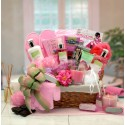 Sweet Blooms Spa Gift Basket