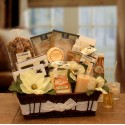 Vanilla Essence Candle Gift Basket