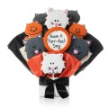 Purr-fect Cookie Bouquet