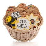 Bee Well Cookie Gift Basket