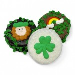 Belgian Chocolate St. Patrick's Day Oreos®- Individually Wrapped Bulk