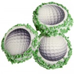 Chocolate Golf Ball Oreos®-Indivually Wrapped